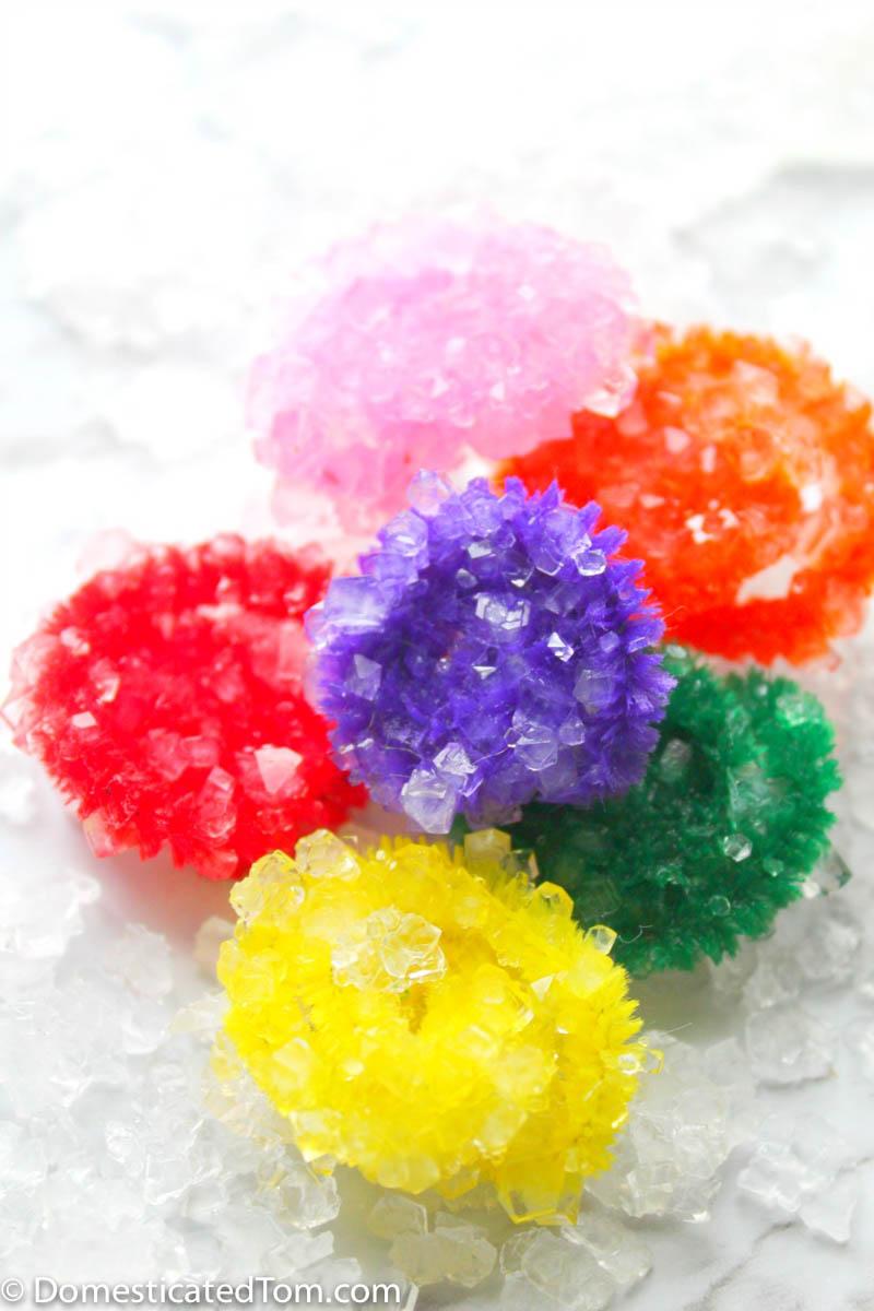 handful of Borax crystals