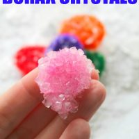How to Grow Borax Crystals (Step by Step Directions with Photos)
