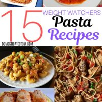 15 Weight Watchers Pasta Recipes