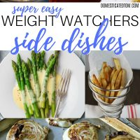 31 Easy Weight Watchers Side Dishes